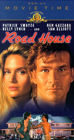 Road House [VHS] DVD Image