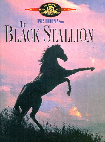 Black Stallion (1979) DVD Image