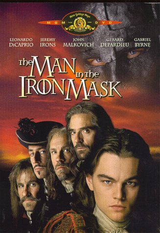 Man In The Iron Mask (1998) DVD Image