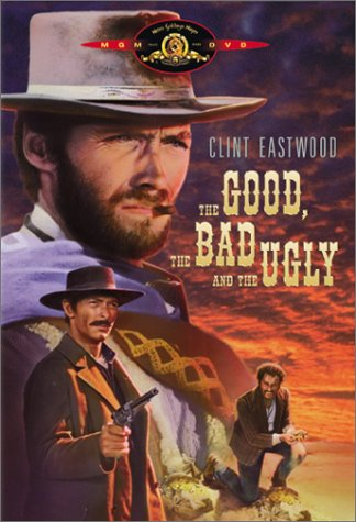 Good, The Bad, And The Ugly DVD Image