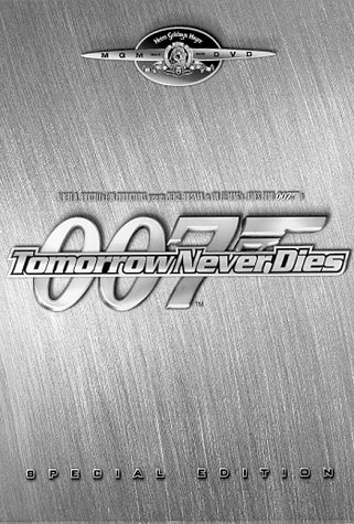 Tomorrow Never Dies (Special Edition/ Old Version) DVD Image