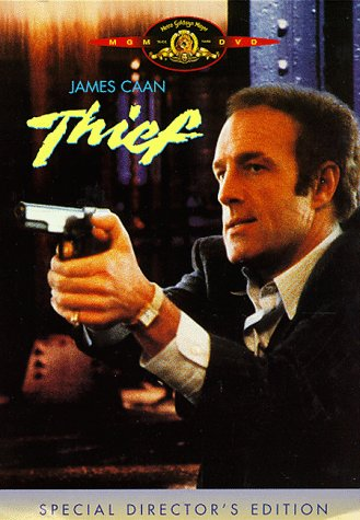 Thief (1981/ Special Edition) DVD Image