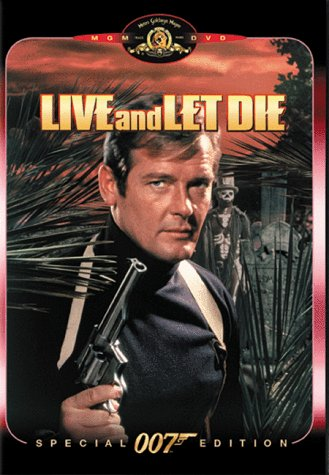 Live And Let Die (Special Edition) DVD Image