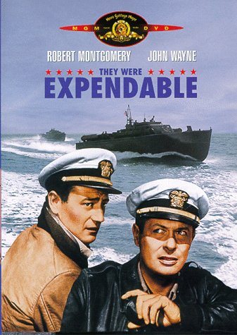 They Were Expendable (MGM/UA) DVD Image