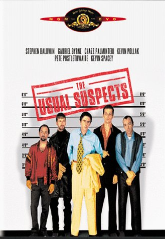 Usual Suspects (MGM/UA/ Movie-Only Edition) DVD Image