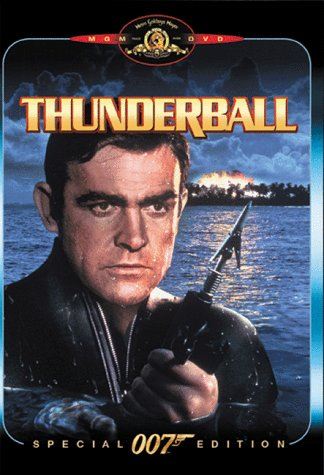 Thunderball (Special Edition) DVD Image