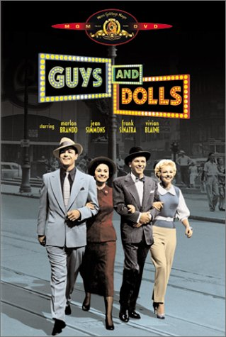 Guys And Dolls DVD Image