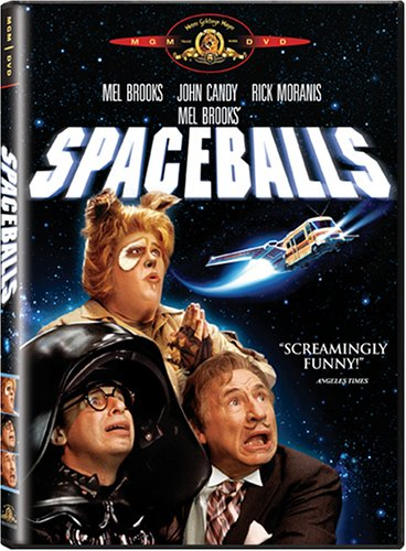Spaceballs (Special Edition/ Old Version) DVD Image