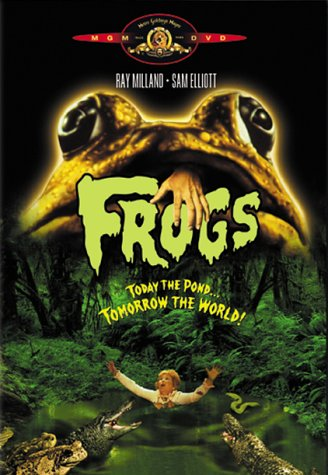 Frogs DVD Image