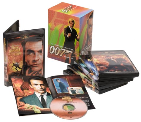 James Bond Collection #3 (Special Edition/ Old Version) DVD Image