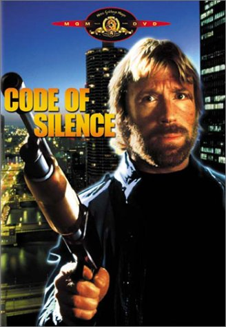 Code of Silence DVD Image