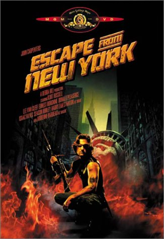 Escape From New York (MGM/UA) DVD Image
