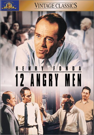 12 Angry Men DVD Image