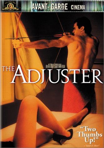 Adjuster DVD Image