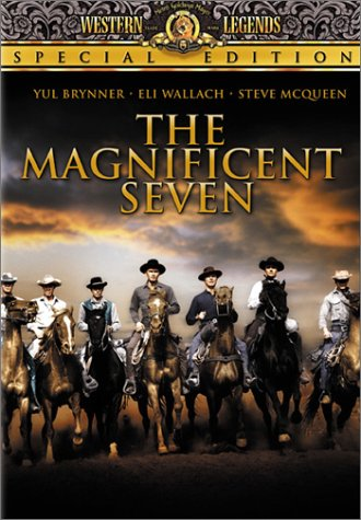 Magnificent Seven (1960/ Special Edition/ Old Version) DVD Image