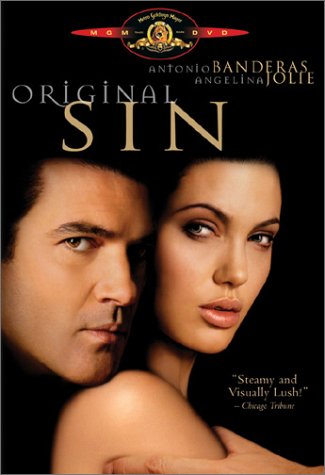 Original Sin (R-Rated Version) DVD Image