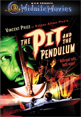 The Pit and the Pendulum DVD Image