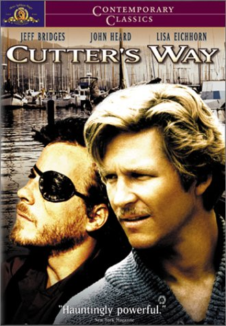 Cutter's Way DVD Image