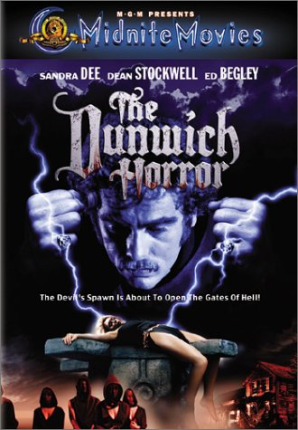 The Dunwich Horror DVD Image