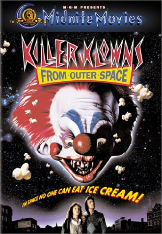 Killer Klowns From Outer Space (Special Edition) DVD Image