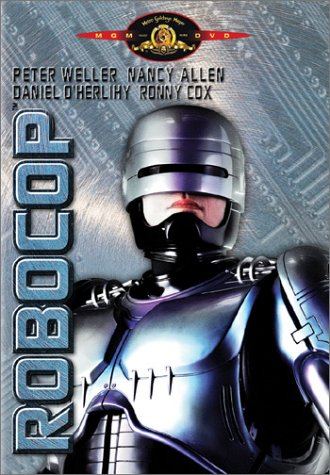Robocop (MGM/UA/ Movie-Only Edition) DVD Image