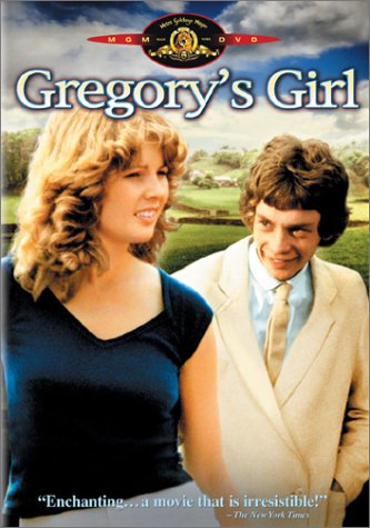 Gregory's Girl DVD Image