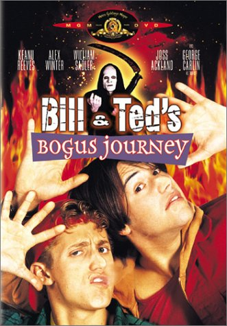 Bill & Ted's Bogus Journey DVD Image