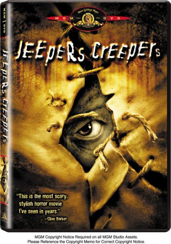 Jeepers Creepers (Special Edition) DVD Image