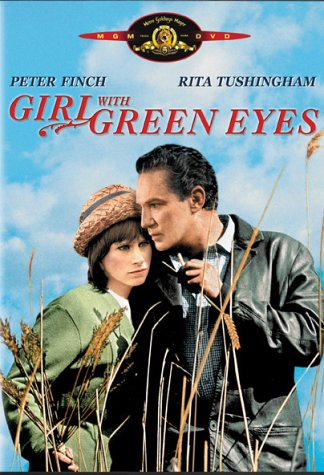 Girl With Green Eyes DVD Image