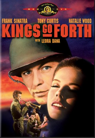 Kings Go Forth DVD Image