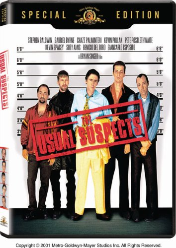 Usual Suspects (MGM/UA/ Special Edition) DVD Image