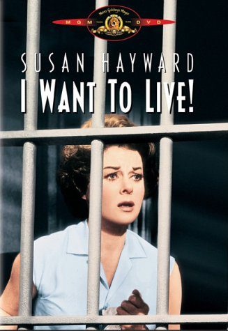 I Want to Live! DVD Image