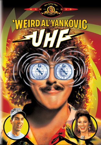 UHF (Special Edition) DVD Image