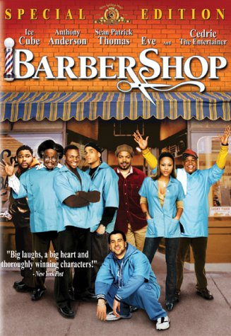Barbershop (Special Edition) DVD Image