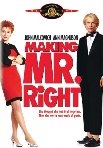 Making Mr. Right DVD Image