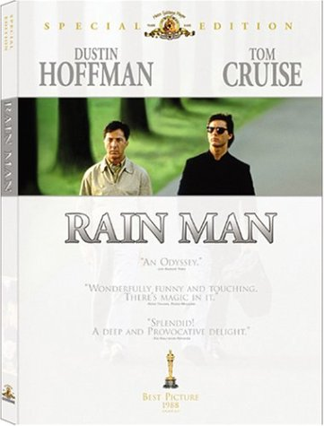 Rain Man (Special Edition) DVD Image