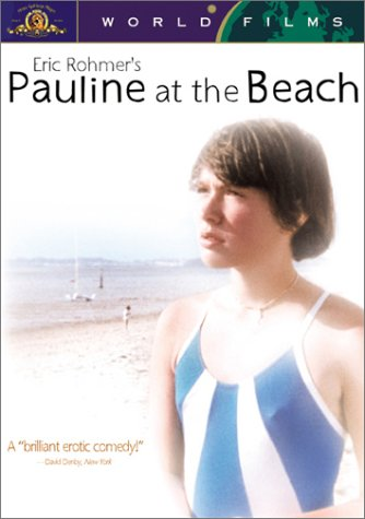 Pauline At The Beach DVD Image