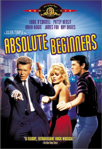 Absolute Beginners DVD Image