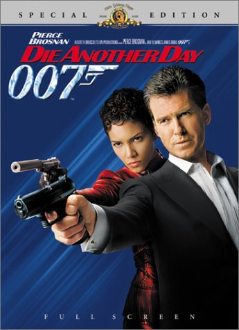 Die Another Day (Special Edition/ Pan & Scan) DVD Image
