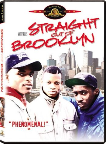 Straight Out Of Brooklyn DVD Image