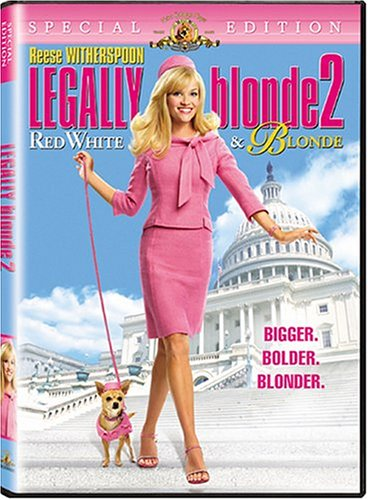 Legally Blonde 2 (Special Edition) DVD Image