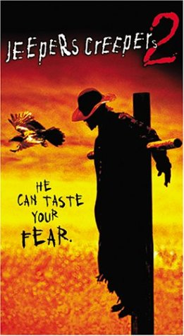 Jeepers Creepers 2 [VHS] DVD Image