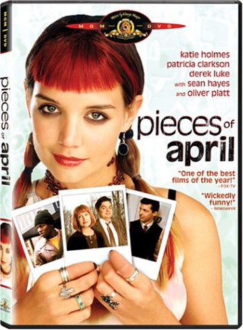 Pieces Of April DVD Image