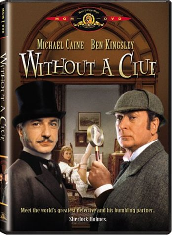 Without a Clue DVD Image