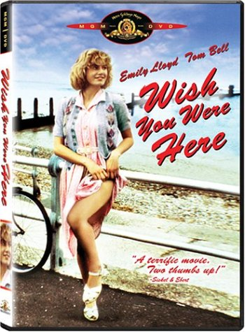 Wish You Were Here DVD Image
