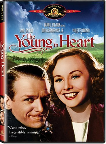 The Young in Heart DVD Image