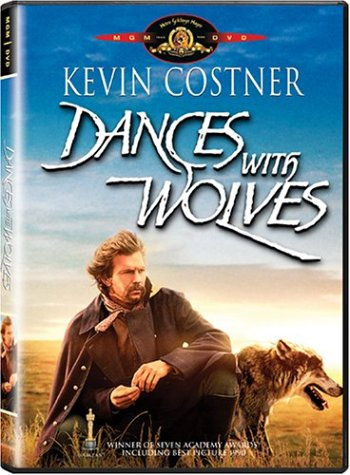 Dances With Wolves (MGM/UA) DVD Image