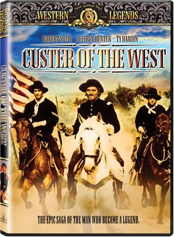Custer Of The West (MGM) DVD Image