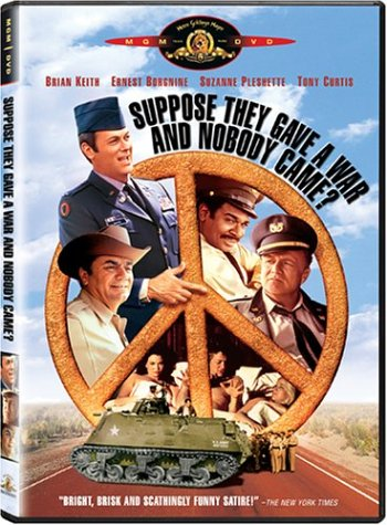 Suppose They Gave A War And Nobdoy Came DVD Image