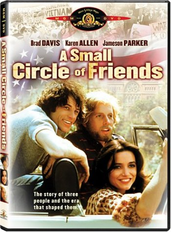 Small Circle Of Friends DVD Image